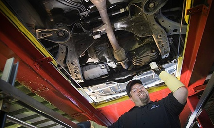 $20 for an Oil-Change Package at Jiffy Lube ($39.99 Value)