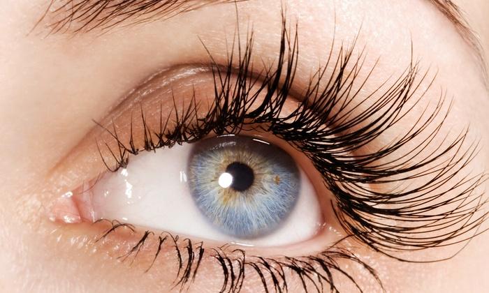 Eye Magic International - Warner Robbins: Full Set of Eyelash Extensions with Optional Two-Week Touch-Up at Eye Magic International (Up to 77% Off)