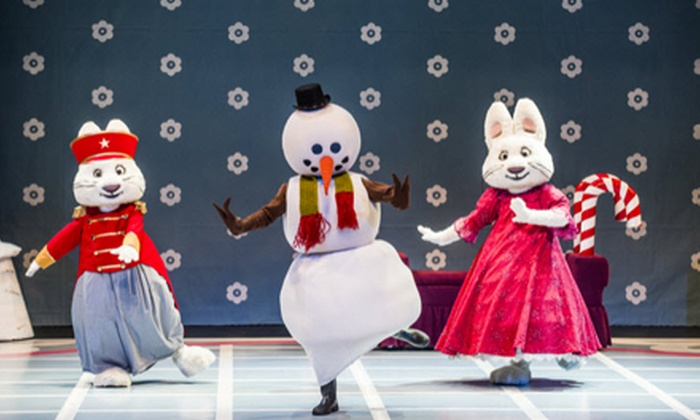 """""""Max & Ruby - The Nutcracker"""" - Murat Theatre at Old National Centre: """"Max & Ruby in the Nutcracker Suite"""" at Murat Theatre at Old National Centre on December 8 (Up to Half Off)"""