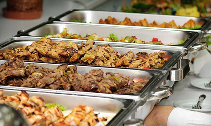 Gigante Catering - West Bloomfield Township: Tailgate Catering Package for 10 or 20 from Gigante Catering (Up to 53% Off)