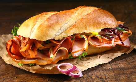Italian and Grill Fare for Take-Out from Marinello's Deli and Grill (Up to 40% Off)