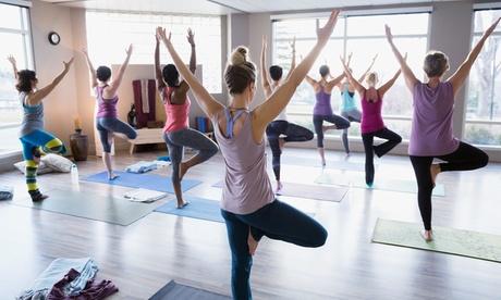2, 4 o 6 meses de clases de yoga, pilates o danza oriental desde 9,95 € en Massalma