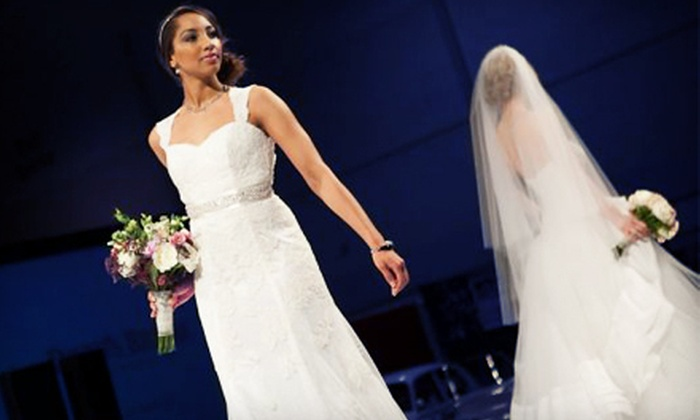 Canada's Bridal Show - Enercare Centre, Exhibition Place - Hall C: $15 for Day at Toronto Bridal Show for Two (Up to $30 Value)