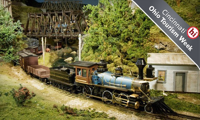 EnterTrainment Junction - West Chester: Do-It-All Passes with Access to Attractions and Museum for Two or Four at EnterTrainment Junction (Up to 55% Off)