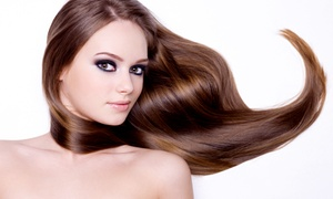 Mojazz Hair Salon: One or Two Keratin Straightening Treatments at Mojazz Hair Salon (Up to 75% Off)