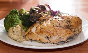 iHealth Meals: Ten Days of Lunch or Dinner Meals from R499 for One with iHealth Meals (Up to 44% Off)