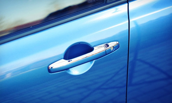 Quality Dent Removal, Inc. - Apple Valley: Paintless Auto-Dent Removal from Quality Dent Removal, Inc. (Up to 61% Off). Three Options Available.