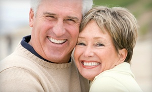 Capitol Dental Group: One, Two, Four, Six, or Eight Porcelain Veneers with Dental Exam at Capitol Dental Group