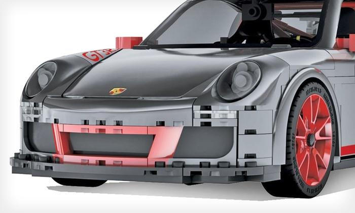 Mega Bloks Need for Speed Porsche: $17.99 for a Mega Bloks Need for Speed Porsche ($50 List Price)