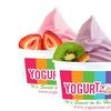 Half Off at Yogurt Zone