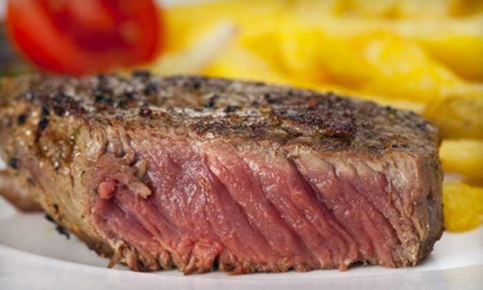 Smedlap's Smithy Restaurant and Tavern - Waterville: American Steak-House Fare at Smedlap's Smithy Restaurant and Tavern in Waterville (Half Off). Two Options Available.