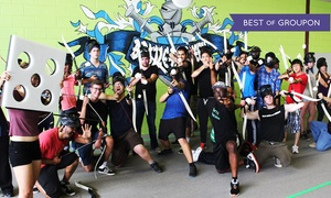 Battle Archery: One Hour of Archery Tag for 1, 2, or 4, or an Archery-Tag Party for 10 or 24 at Battle Archery (Up to 58% Off)