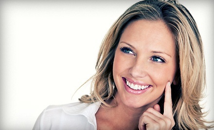 One or Two Zero Peroxide Teeth-Whitening Treatments at Oral Spa (Up to 82% Off)