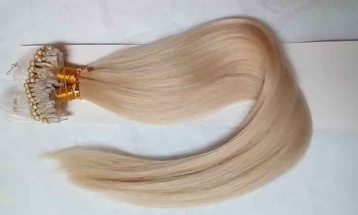 Human Hair Boutiq - Sharpstown: Partial Head of Hair Extensions from human hair boutiq (63% Off)