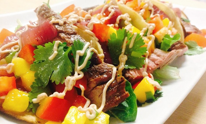 Fit Eats - Multiple Locations: $19 for $30 Worth of Prepared Meals at Fit Eats