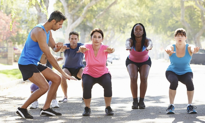 I Train 2 Win - Lanham - Seabrook: 10 Personal Training Sessions at I Train 2 Win Fitness (65% Off)