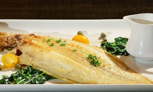 Tamara Bistro: Dinner for Two or Four at Tamara Bistro (Up to 40% Off)