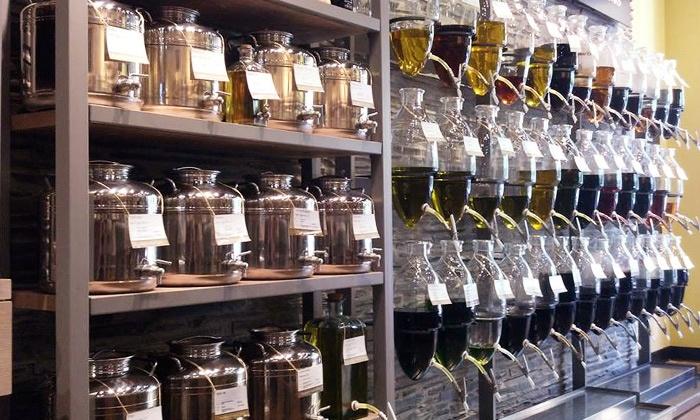 Oil & Vinegar - North Scottsdale: $10 for $20 Worth of On-Tap Olive Oil, Vinegar, and More at Oil & Vinegar