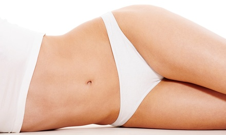 One or Two Lavender Brazilian Waxes at TQ Spa (Up to 54% Off)