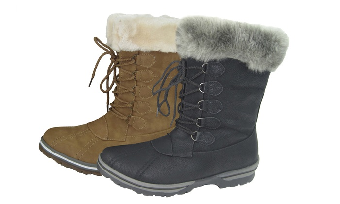 Comfy Moda Alpes Women's Winter Boots