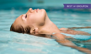 Vibetality: One or Three Sensory-Deprivation-Tank Sessions at Vibetality (Up to 54% Off)