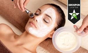 Kosmetikstudio Rex Berlin: 80 Minuten Gesichtsbehandlung mit Handpeeling und -packung im Kosmetikstudio Rex Berlin (bis zu 66% sparen*)