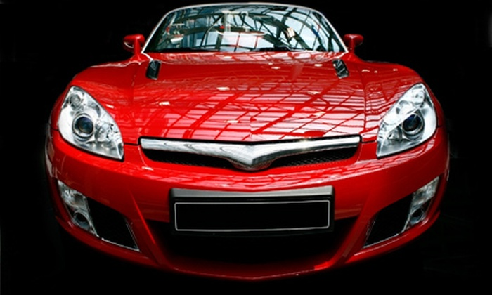 Top Of The Line - Idlewild South: Full Car Detail or Full SUV, Truck, or Van Detail at Top Of The Line (66% Off)