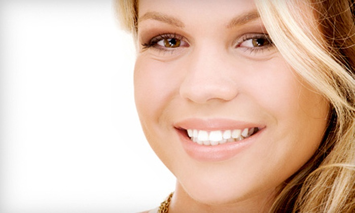 Alpha Dental Group - Sherman Oaks: Dental X-rays, Exam & Cleaning, or Porcelain Fused to Non-Precious Metal Crown at Alpha Dental Group (Up to 90% Off)