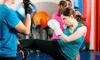 GANGI MARTIAL ARTS & FITNESS - Wauconda: 10 or 20 Kickboxing Classes at Gangi Martial Arts & Fitness (Up to 66% Off)