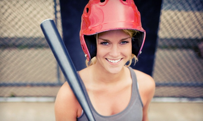 Slammer's Training Academy - Libertyville: Batting-Cage Practice for Two or Four at Slammer's Training Academy (Up to 55% Off)