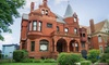 Schuster Mansion Bed & Breakfast - Milwaukee: Two-Night Stay for Two with Daily Breakfast and a Bottle of Wine at Schuster Mansion Bed & Breakfast in Milwaukee, WI
