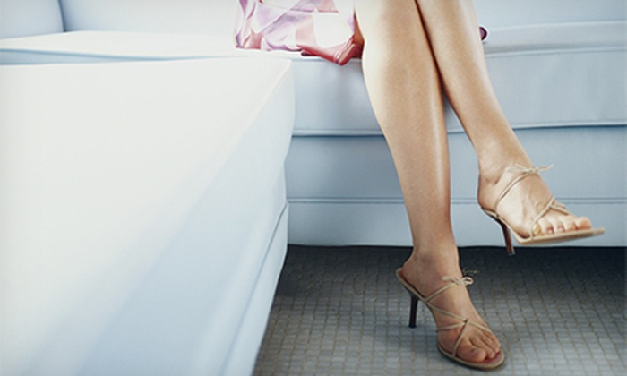 Baptist Vein Center - Multiple Locations: One Consultation with One or Two Spider-Vein Treatments at Baptist Vein Center (Up to 69% Off)