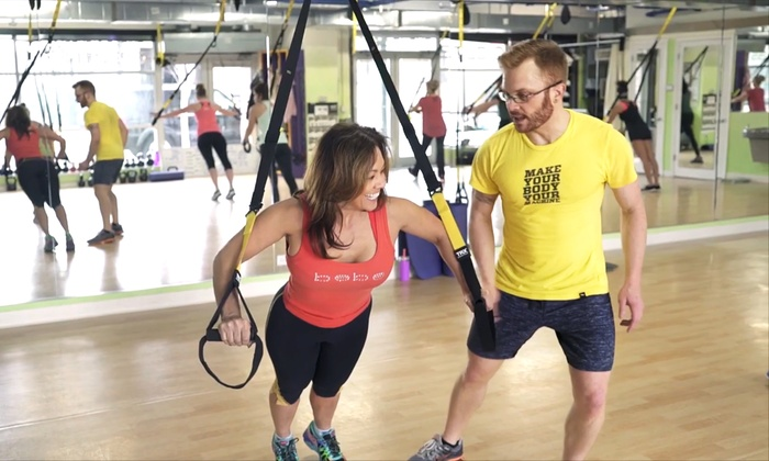 Studio Thrive - Five Points: One Month of Unlimited Classes at Studio Thrive (73% Off)