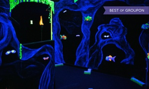 All Family Fun Center: Up to 54% Off Laser Tag and 3D Mini Golf at All Family Fun Center