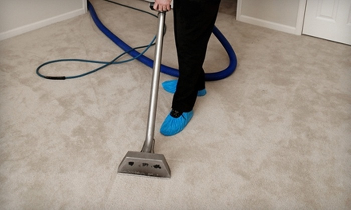 Quick-Kleen Home Services - Tarentum: Steam Cleaning for Two or Five Rooms of Carpeting, Couch, or Sectional from Quick-Kleen Home Services (Up to 67% Off)