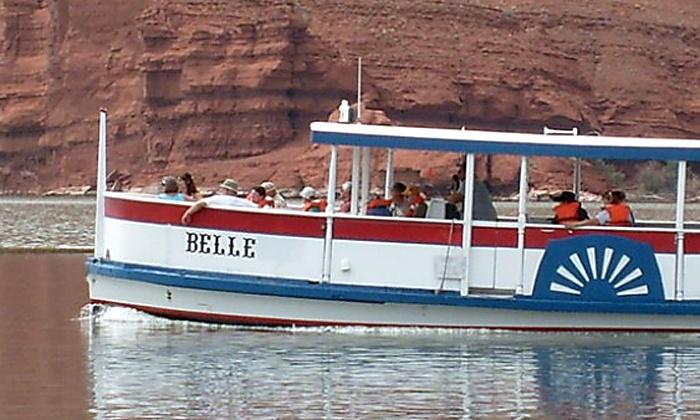 Hidden Treasure Charters - Lovell: Scenic Boat Tour for Two or Four from Hidden Treasure Charters (42% Off)