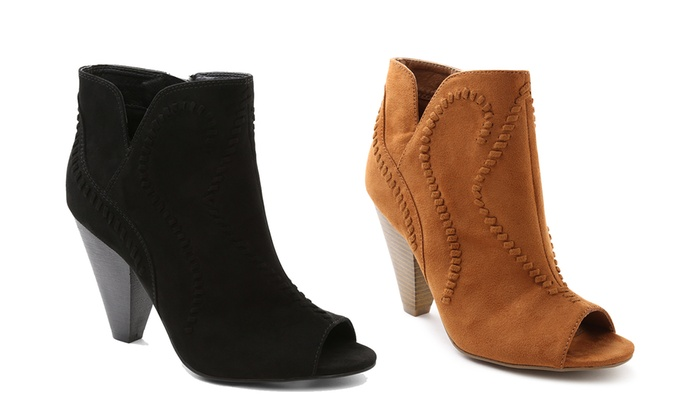XOXO Aleesha Women's Ankle Boots
