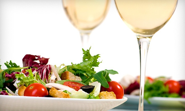 VIP Wine & Dine Card: One or Two VIP Wine & Dine Cards (Up to 57% Off)