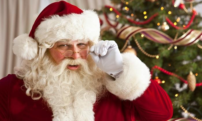 Edmonton Christmas Show - Downtown: Edmonton Christmas Show at Edmonton EXPO Centre on November 28–December 1 (Up to 47% Off)