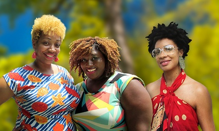 Naturals in the Park Festival at Tupac Shakur Peace Garden on July 27 at Noon (Up to 54% Off)