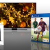 "Win a Samsung 40"" LED Smart TV, a PlayStation 4, and FIFA 15"