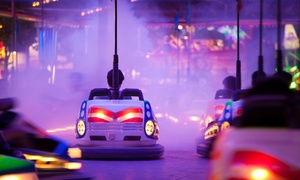 Gateway Fun Park: Game Tokens and Bumper Car Rides at Gateway Fun Park (Up to 45% Off). Two Options Available.