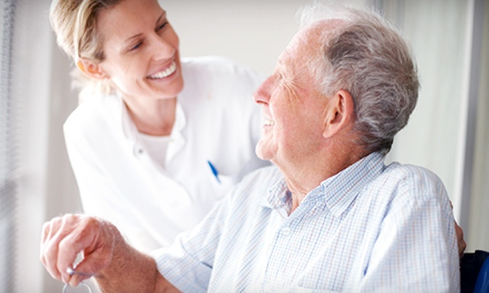 Inspired In HomeCare - Westerville: $55 for $100 Worth of Senior Care Services at Inspired In HomeCare