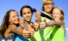 FX Studios - Cockeysville: Two Weeks or One Month of All Star Summer Sports Camp for Kids Ages 6–13 at FX Studios (Up to 49% Off)