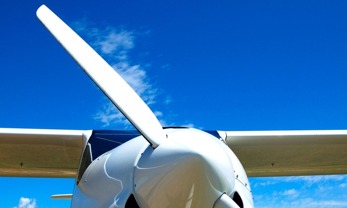 Cleveland Flight Lessons - Highland Heights: $99 for an Introductory Discovery Flight Lesson at Cleveland Flight Lessons ($199 Value)