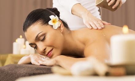 60 Minuten Thai-, Thai-Öl- oder Öl-Aromamassage nach Wahl bei Jear-Wellness-Massage