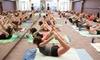 Hot Yoga Pasadena - Hot Yoga Pasadena: One Month of Unlimited Bikram Yoga Classes at Hot Yoga Pasadena (77% Off)
