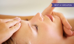 Laser Plus Spa: $85 for a Pumpkin Peel and Facial at Laser Plus Spa ($189 Value)