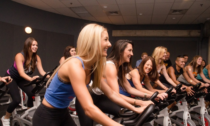 JoyRide Cycling Studio - Multiple Locations: 5 or 10 Indoor-Cycling Classes at JoyRide Cycling Studio (Up to 78% Off)