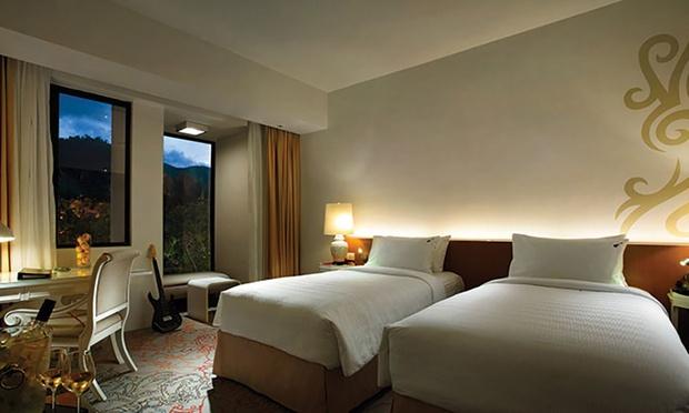 Penang: Hard Rock Hotel + Flights 1